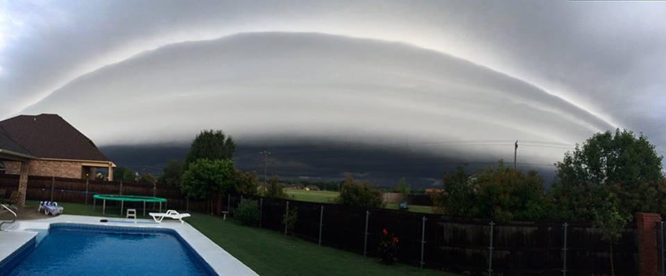 Thunderhead Panorama